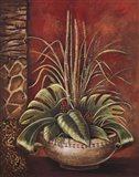 Exotic Tropical I - Mini Art Print