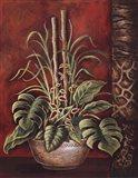Exotic Tropical II Art Print