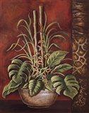 Exotic Tropical II - Mini Art Print