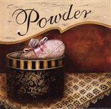 Powder - Mini Art Print