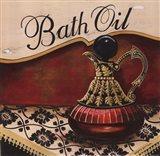 Bath Oil - Mini Art Print