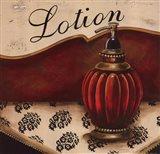Lotion Art Print