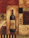 Chateau Vin - Petite Art Print