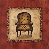 Parlor Chair I - mini Art Print