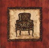 Parlor Chair III - mini Art Print