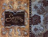 Savon de Paris Art Print