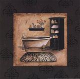 Bath Time II Art Print