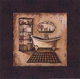 Bath Time III Art Print