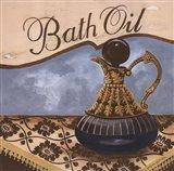 Bath Accessories II Art Print