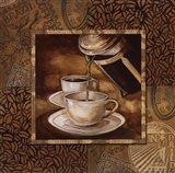 Coffee III Art Print