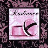 Fashion Pink Radiance Art Print