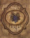 Merlot - Mini Art Print