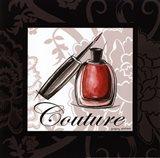 Makeup Bag IV Art Print