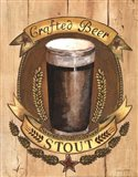 Crafted Beer Art Print