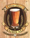 Home Brew Art Print