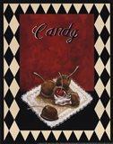 Desserts III Art Print