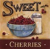 Sweet Cherries - Mini Art Print