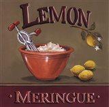 Lemon Meringue - Mini Art Print