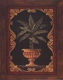Golden Palm - petite Art Print