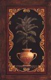 Golden Cocos Art Print