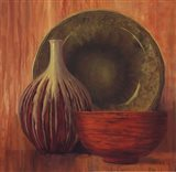 Ceramic Study I - Petite Art Print