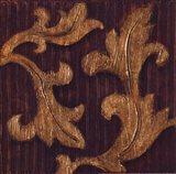 Gold Acanthus I Art Print