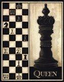 Classic Queen Art Print