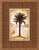 South Palm I - Mini Art Print