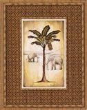 South Palm II - Mini Art Print