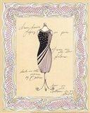 Dress Form I Art Print