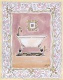 Toilette I Art Print
