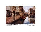 Venice at Rest Art Print