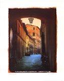 Italian Lane II Art Print
