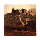 Villa I Art Print
