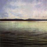 Tranquil Waters I - mini Art Print
