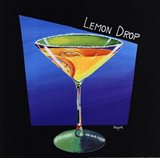 Lemon Drop Art Print