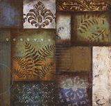 Circular Gold - CS Art Print