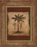Palm Botanical Study I - special Art Print