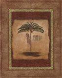 Palm Botanical Study II - special Art Print