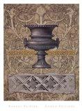 Gothic Quatrefoil 2 Art Print