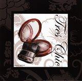 Makeup Bag II Art Print