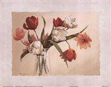 Cynde's Tulips Art Print