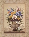 Seasonal Bouquet II Art Print
