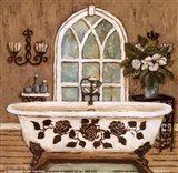 Country Inn Bath II Art Print