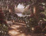 Villa Scaletta Art Print