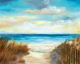 Ocean Breeze Art Print