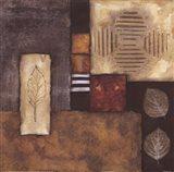 Autumn Abstract II Art Print