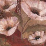 Amapola Blanca III Art Print