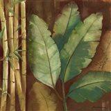 Bamboo & Palms I Art Print