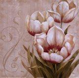 Perfect Blooms II Art Print